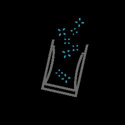 icon menue kleinteileverpackung
