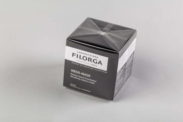 Falteinschlagverpackung Kosmetik