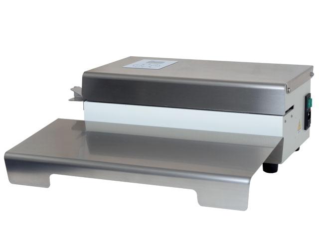 Working table for belt sealer