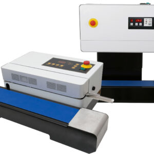 Durchlaufschweißgerät D545 in vertikaler und horizontaler Ausführung