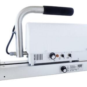 Durchlaufschweißgerät MSP Plus für den mobilen Einsatz