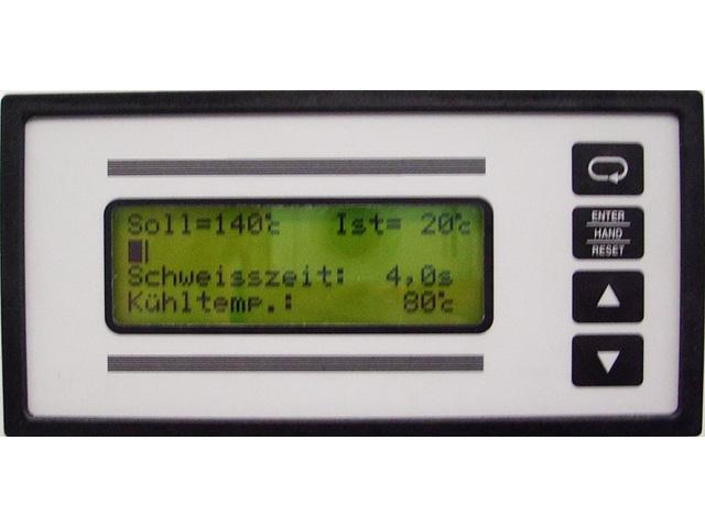 Temperaturregler Folienschweißgerät
