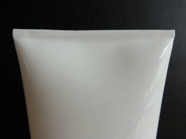 Schweißnaht des Tubenschweißgeräts Tube 50