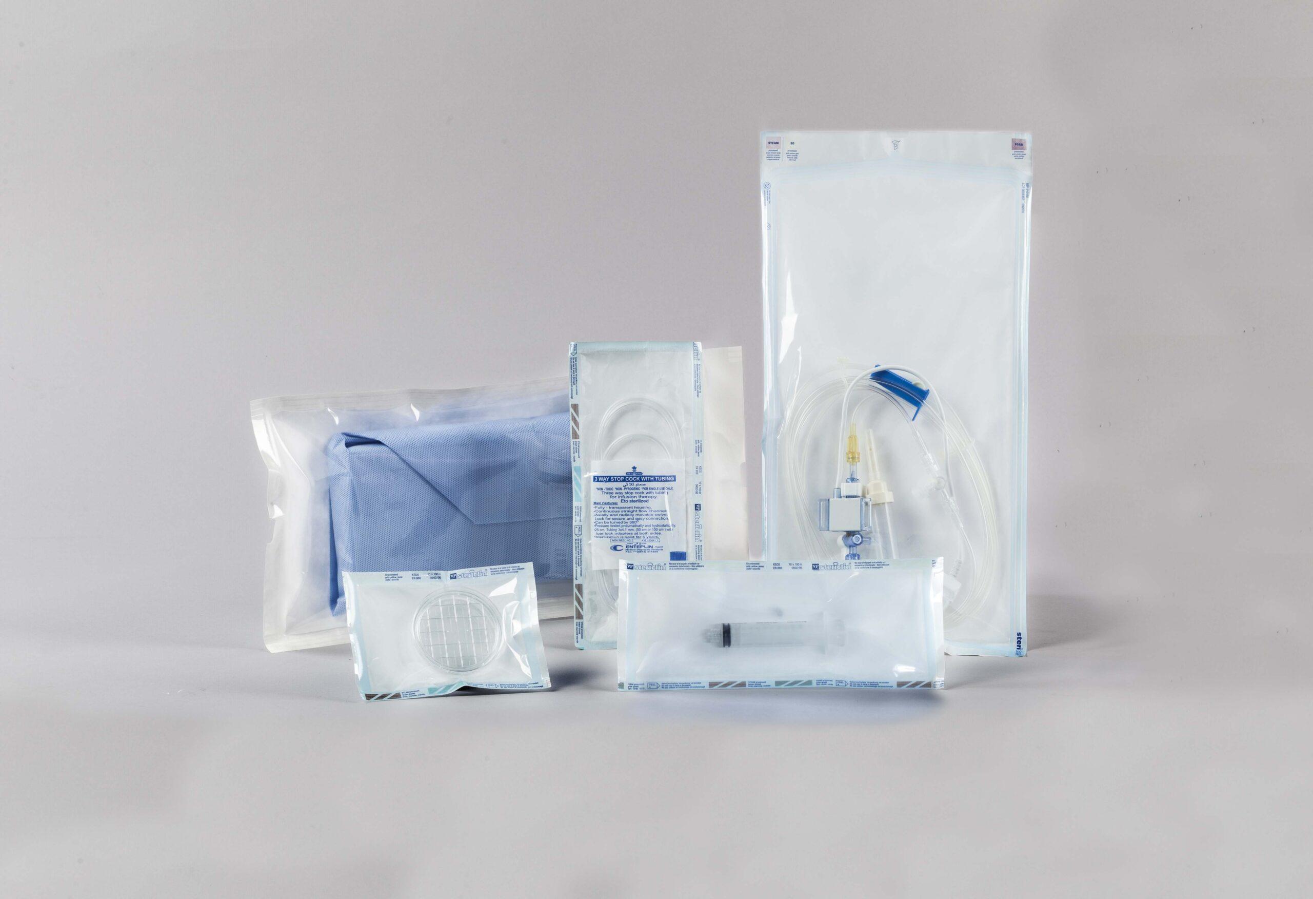 Verpackungsmuster Sterilgutverpackung