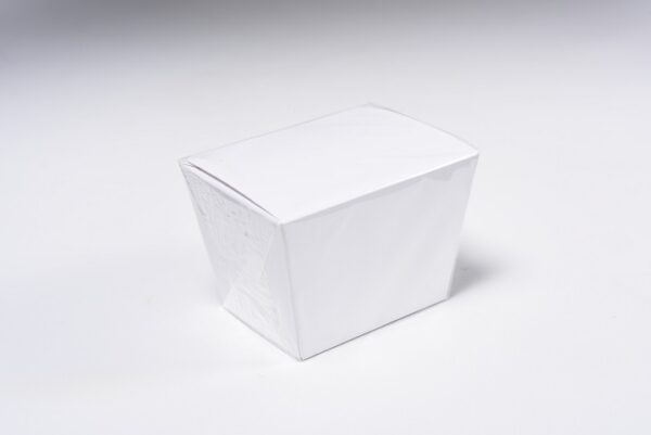 Falteinschlag Verpackungsmuster