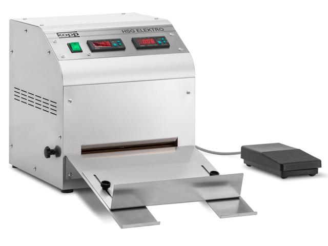 Heißsiegelgerät HSG Elektro